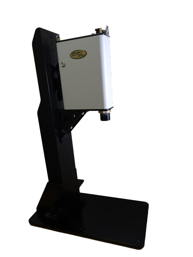 SVC Labstand with instrument